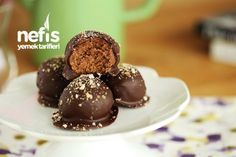 You can& get enough of it, you will love its taste and you will want to do it again and again. Coffee Truffles Recipe, Mousse Au Chocolat Torte, Comfort Food, Recipe Images, Coffee Drinks, Granola, Great Recipes, Deserts, Food And Drink