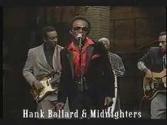 # 33 song.  Hank Ballard & Midnighters--Work With Me Annie
