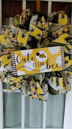 Deco Mesh Wreaths, Holiday Wreaths, Mothers Day Wreath, Bee Hives, Year Round Wreath, Welcome Wreath, Thanksgiving Table, Summer Wreath, Wreaths For Front Door