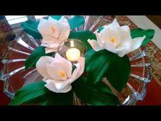 Paper flower - Magnolia
