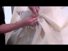 Tips on How To Bustle Your Wedding Gown