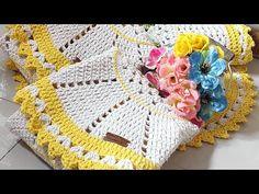JOGO DE COZINHA GIRASSOL PRÁTICO 🌻 #SHORTS - YouTube Crochet Necklace, Blanket, Shorts, Youtube, Simple Flowers, Oval Rugs, Kitchen Playsets, Round Shag Rug, Blankets