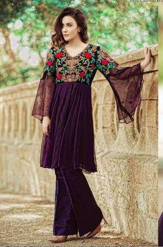 Pakistani Wedding Outfits, Pakistani Dresses, Indian Dresses, Indian Outfits, Stylish Dress Designs, Stylish Dresses, Casual Dresses, Fashion Dresses, Indian Designer Outfits