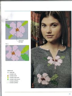 Clarin Tejido 2006-02 - Clarin Crochet/Tejido(вязание) - Журналы по рукоделию - Страна рукоделия