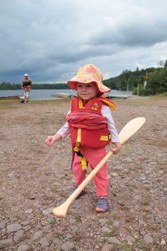 Samuel De Champlain, Ontario Parks, Easy
