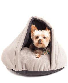 Gift Idea: Eskimo Dog Tent Bed