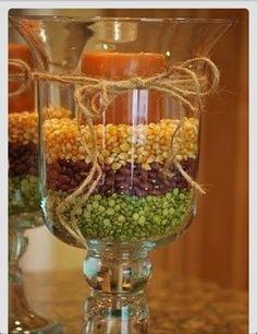 Harvest Trifle Bowl