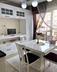 This Kitchen is So Pleasant and Useful that It Can Go All Time at Home Here Home Design Decor, House Design, Home Decor, Kitchen Decor, Kitchen Design, Clean Web Design, Kitchen Chandelier, Stylish Kitchen, Bedroom Furniture Sets
