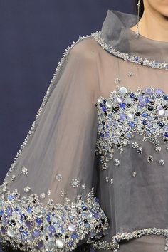 detail @CHANEL and Japan, Haute Couture Show, March 2012
