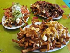 Poutine, I miss this also. I found a place here in Toronto with authentic Montreal poutine Montreal Quebec, Montreal Canada, Toronto Canada, Montreal Vacation, Alberta Canada, Great Recipes, Cooking Recipes, Ethnic Recipes, Travel