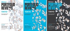 Behance Japan Portfolio Review #6 // Poster on Behance