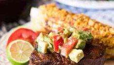 Chili Lime Tilapia Recipe with Fresh Mango Salsa {Easy Healthy Fish Dinner Re. Steak Fajita Recipe, Steak Fajitas, Steak Recipes, Lime Tilapia Recipes, Slaw For Fish Tacos, Mango Salsa Recipes, Fish Dinner, Chili Lime, Cookbook Recipes