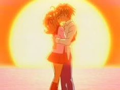 Mermaid Melody Lucia y Kaito Anime Love Couple, Cute Anime Couples, Kaito, Anime Kiss, Manga Anime, Anime Mermaid, Anime Stories, Abstract Iphone Wallpaper, Mermaid Melody