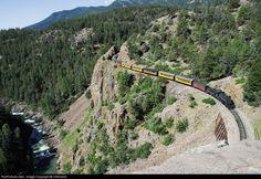 RailPictures.Net Photo: DSNG 486 Durango & Silverton Narrow Gauge Railroad Steam 2-8-2 at Rockwood, Colorado by CNDash2