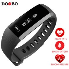 Cheap watch intelligent, Buy Quality watch men directly from China watch men watch Suppliers: Sport Bracelet Watch men R5 PRO Smart wrist Band Heart rate Blood Pressure Oxygen Oximeter Watches intelligent For iOS Android