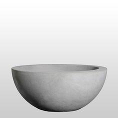 Geo Rok Urban Grey Fairfield Bowl