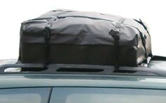 RoofBag Explorer Waterproof Rack or No Rack Car Top Carrier - 15 cu ft Rooftop Bag - Black RoofBag http://www.amazon.com/dp/B0042H6BA0/ref=cm_sw_r_pi_dp_f8GItb1227YWQEA8