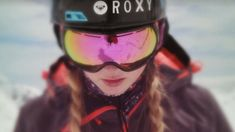 Here's a lady to look up to- 16 year old Katie Ormerod, first woman to land a backside double cork 1080 - Snowboarder Magazine