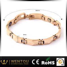 -Trendy bracelet 2014 never fade tungsten bracelet  -tungsten bracelet  - Non-defrmation bracelet