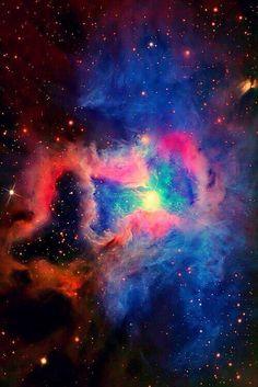 Nebulosa Íris