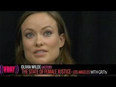 "Olivia Wilde- How The Media Can Empower Women.  ""We did a live read of American Pie, but we reversed the gender roles... it was fascinating to be part of this because as the women took on these central roles... the men who joined us got really bored because they weren't used to being the supporting cast. It was fascinating to feel their discomfort and discuss it with them afterward, when they said, 'It's boring to play the girl role!"" And I said, ""Yeah. Yeah. You think?"""