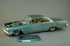 Chevy Impala Model.