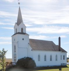 101.  Ross-Pine Creek Church of Roseau County, Minnesota  Photo by Felix Korczak 2013