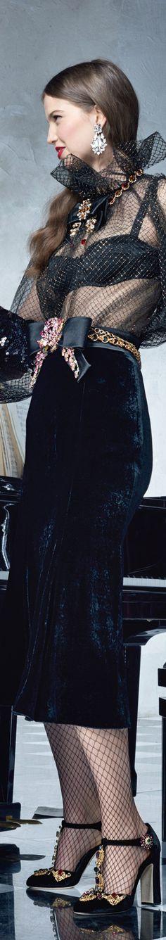 Dolce and Gabbana SS 2017 dolceandgabbana.com