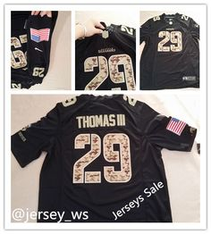 LIMITED Seattle Seahawks Earl Thomas Jerseys