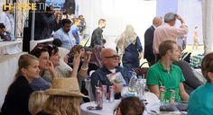 More European horse enthusiasts at El Zahraa 2014