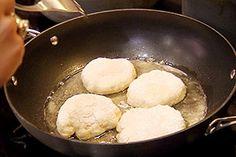 Classic Gypsy Fried Cake Bread Recipe: Gypsy Sisters Recipes: TLC