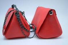 The Vitrine - Coral Leather Purse, $74.00 (http://www.thevitrine.com/coral-leather-purse/)