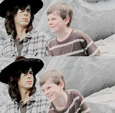 Carl The Walking Dead, Walking Dead Cast, Chandler Riggs, I Love You Forever, Carl Grimes, Stuff And Thangs, Cute Actors, Face Claims, Celebrity Crush