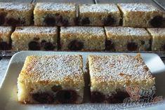 Fantastický kefírový koláček s třešněmi 20 Min, Kefir, Tiramisu, Banana Bread, French Toast, Bakery, Food And Drink, Breakfast, Ethnic Recipes