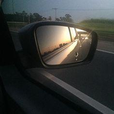 Pé na estrada  rumo ao PR  Viajar é trocar a roupa da alma . . #penaestrada #gratidao #decasalimpa #deuséfiel