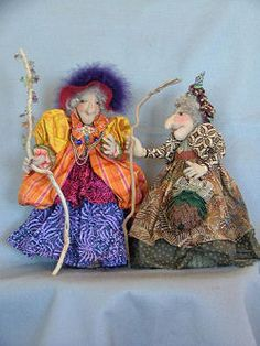 Cloth Doll Patterns and Books by Virginia Robertson
