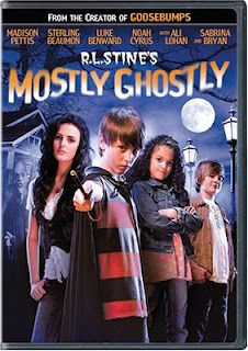 Disney Channel Halloween Games community post the complete zoog disney lineup movies old disney and old disney movies R L Stines Mostly Ghostly Who Let The Ghosts Out