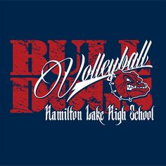 Select Spiritwear for Team Design Templates - Volleyball #25