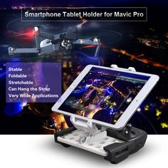 Find More Parts & Accessories Information about Mavic Pro Remote Controller Smartphone Tablet Bracket Scalable Support Foldable Cellphone Holder for DJI Mavic Pro Dro,High Quality cellphone barcode,China holder wire Suppliers, Cheap holder cell from Shenzhen Model Fun Co.,Ltd on Aliexpress.com