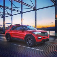 We are soo excited for the 2020 Explorer! It's going to have so many neat features and make your driving experience run a lot smoother! COMING SOON via Top Suvs, Used Ford, The Row, Trucks, Explore, Vehicles, Dreams, Instagram, Truck