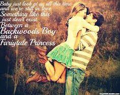 Backwoods Boy and a Fairytale Princess <3