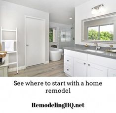 Home Remodeling Contractors remodeling checklist . Bathroom Fitters, Bath Fitters, Adjustable Shower Head, Home Remodeling Contractors, Best Bath, House Built, Bath Remodel, Amazing Bathrooms, Home Renovation