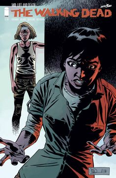 The Walking Dead - 140  Love this series but i really should read these by the volume. Not issue to issue.
