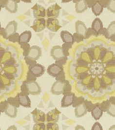 Upholstery Fabric-Waverly Spellbound Pumice