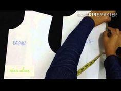 Cara mengukur lubang tangan - YouTube Sewing Hacks, Sewing Tips, Have Fun, Tank Man, Youtube, Sleeves, Mens Tops, Shirt, Dress Shirt