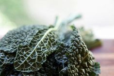 Snack Attack: Salt and Vinegar Kale Chips