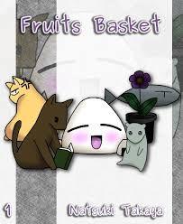 Teen titans, fruit basket inuyasha