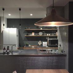 「直感を信じて作り上げた、大好きを詰め込んだ場所」憧れのキッチン vol.50 tSaさん | RoomClip mag | 暮らしとインテリアのwebマガジン