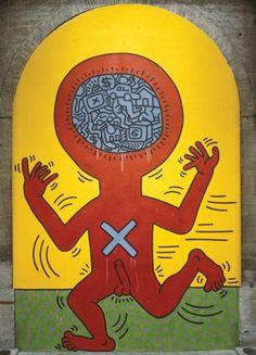 Keith Haring - The Ten Commandments - 1985