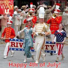 Happy 4th from Broadway U!
